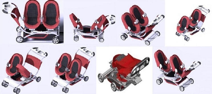 World's most versatile baby stroller